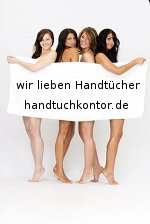 wir lieben Handtcher